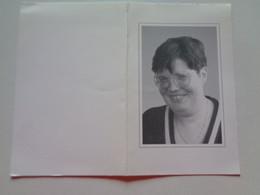Doodsprentje/Bidprentje  Agnes DEPOORTER  Roeselare 1951-1995 Westrozebeke  (Echtg Luc HOFLACK) - Religion & Esotérisme