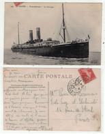 """Bateaux // Paquebots // Le Havre """" La Gascogne"""" - Paquebote"""