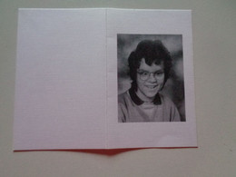 Doodsprentje/Bidprentje  Katrien DEDEYSTER  Roeselare 1968-1992 Torhout (dochter Wilfried & Anna Brackx) - Religion & Esotérisme