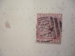 GIBRALTAR OLD FINE USED/POSTMARK A26 AS PER SCAN - Gibilterra