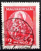 HONGRIE                       N° 446                        OBLITERE - Used Stamps