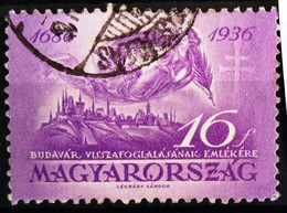 HONGRIE                       N° 480                        OBLITERE - Used Stamps