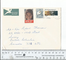 South Africa To Victoria BC...............(Box 6) - Covers & Documents