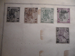 FEDERATED MALA STATES OLD FINE USED/POSTMARK AS PER SCAN - Federation Of Malaya