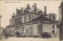55 - Mognéville (Meuse) - La Mairie - Otros Municipios