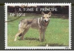 SAINT THOMAS ET PRINCE - Berger Allemand (Canis Lupus Familiaris) - Sao Tome En Principe