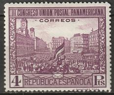 Spain 1931 Sc 499  MLH* - 1931-50 Ungebraucht