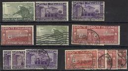 ITALIA 1929 - VII Centenario Francescano - Selezione Nuovi E Usati  (1310) - Used