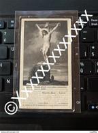 [O] De Rouck Auguste  Sottegem Zottegem 1805 1881 Gent Commandeur Van Het H Graf Van Jeruzalem - Esquela