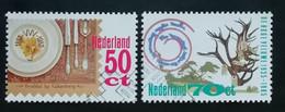 Nederland 1985 NVPH  1322#1323 - Toerisme (gestempeld) - Used Stamps