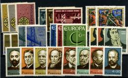 Portugal Nº 981/1006 - Unused Stamps
