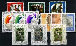 Portugal Nº 1243/54 - Unused Stamps