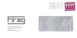 "Motiv Brief  ""Firag, Industrielle Regeltechnik, Zürich Oerlikon""          1984 - Covers & Documents"