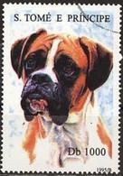 SAINT THOMAS ET PRINCE - Bouledogue Anglais (Canis Lupus Familiaris) - Sao Tome En Principe