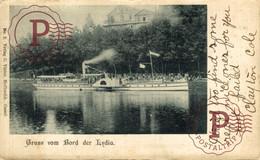 GRUSS VOM BORD DER LYDIA - Sonstige