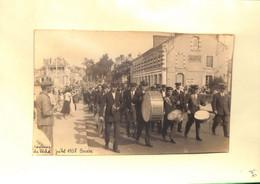 45 -  BRIARE - PHOTO 22x14 Défilé Concours De Peche Juillet 1938 - Autres