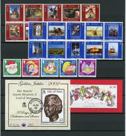 Isle Of Man Jahrgang 2002 Kpl. Postfrisch (1G001 - Isla De Man