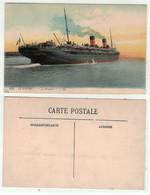 """Bateaux // Paquebots // Le Havre , Paquebot, """"La Provence """" - Paquebote"""