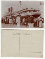 """Bateaux // Paquebots //  Paquebot, """"Carthage """" - Paquebote"""