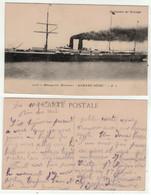"""Bateaux // Paquebots //  Paquebot, """" Armand Béhic """" - Paquebote"""