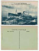 """Bateaux // Paquebots //  Paquebot, """" SS. Azay Le Rideau """" - Paquebote"""