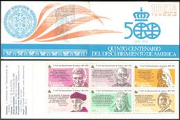 326 Espagne 1992 Découverte Amérique Colomb America Discovery Columbus (ESP-368a) - Ships