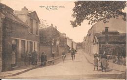 ROMILLY-sur-SEINE : Rue Magenta - Romilly-sur-Seine