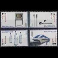 Bund, Michel Nr. 2068-2071 Einzelmarken Aus Block 50 Postfrisch - Nuovi