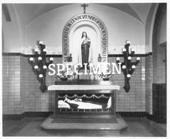 Paters Karmelieten - Kapel V. H Kl Theresia @ Berchem - Antwerpen