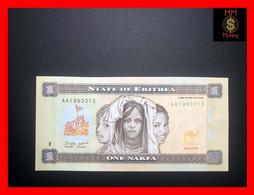 ERITREA 1 Nakfa  24.5.2015  P. 13   UNC - Eritrea