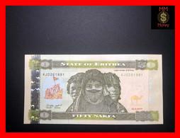 ERITREA 50 Nakfa  24.5.2011  P. 9   UNC - Eritrea
