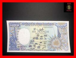 EQUATORIAL GUINEA  1.000   1000 Francos 1.1.1985  P. 21   UNC - Equatorial Guinea
