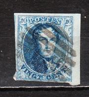 7 Ou 11  Médaillon Non Dentelé - Margé - Bord De Feuille - Oblit. - LOOK!!!! - 1851-1857 Medaglioni (6/8)