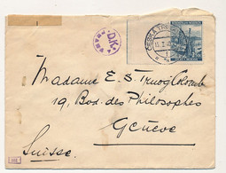 BOHEME-MORAVIE - 4 Enveloppes Diverses Avec Censures Et/ou Contrôle Des Changes - 1940/41 - Covers & Documents