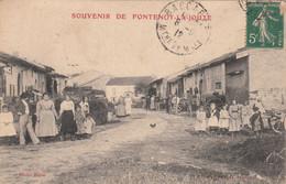 54 - FONTENOY -la- JOUTE - Souvenir - Andere Gemeenten