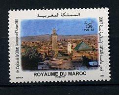 Maroc ** N° 1464 - Fès, Capitale De La Culture Islamique - Maroc (1956-...)