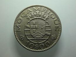 Portuguese Moçambique 10 Escudos 1970 - Portugal