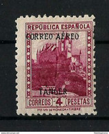 TANGER *112 Nuevo Con Charnela. Cat.10,50 € - Spanisch-Marokko