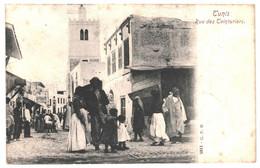 CPA - Carte Postale - Tunisie- Tunis Rue Des Teinturiers   -VM35358 - Tunesien