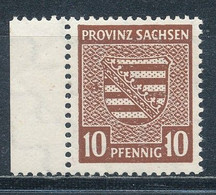SBZ 78 Plattenfehler I ** Mi. 15,- - Sowjetische Zone (SBZ)