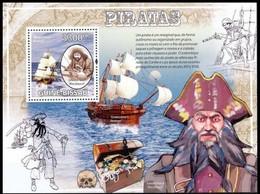 Guinée-Bissau** - Pirates / Piraten - Ships