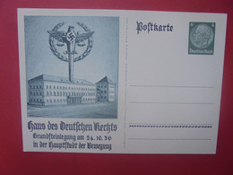 3eme REICH Non-Circulé - Briefe U. Dokumente
