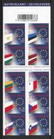 België/Belgique 2004 - B44xx - Postfris - Europese Unie - Neuf - Union Européenne. - Libretti 1953-....