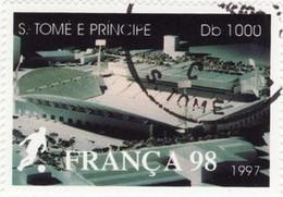 SAINT THOMAS ET PRINCE - Stade Vélodrome - Marseille - Sao Tome En Principe