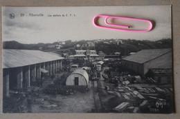 ALBERTVILLE : Les Ateliers Du C.F.L. - Belgian Congo - Other
