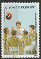 SAINT THOMAS ET PRINCE - Croix Rouge - Sao Tome En Principe