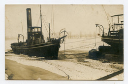 Bâteau Voir Photo Inscription Pfeil . Remorqueurs ? - Tugboats