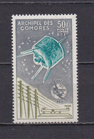 COMORES 1965 PA N°14 NEUF** U.I.T. - Poste Aérienne