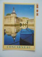 Concarneau 29110. La Ville Close. Jack 4692 - Concarneau