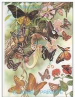 SAINT THOMAS ET PRINCE - Papillons - Sao Tome En Principe